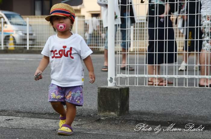 おしゃぶりとお子さん 愛媛県新居浜市