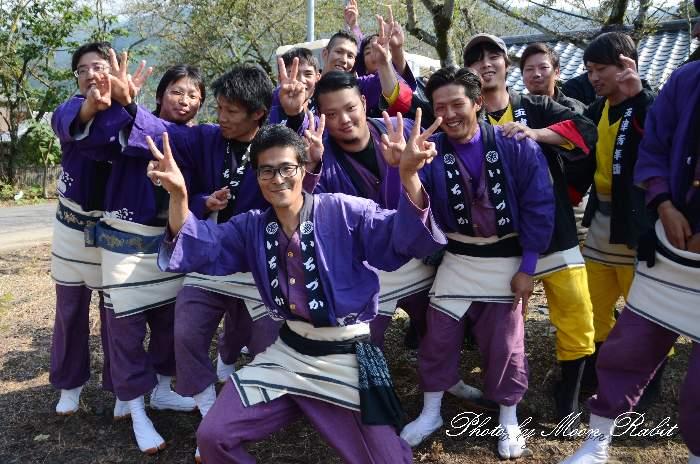 市塚だんじり(屋台) 祭り装束 西条祭り