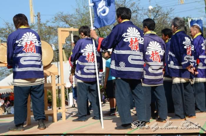 楠だんじり(楠屋台) 祭り装束 西条祭り