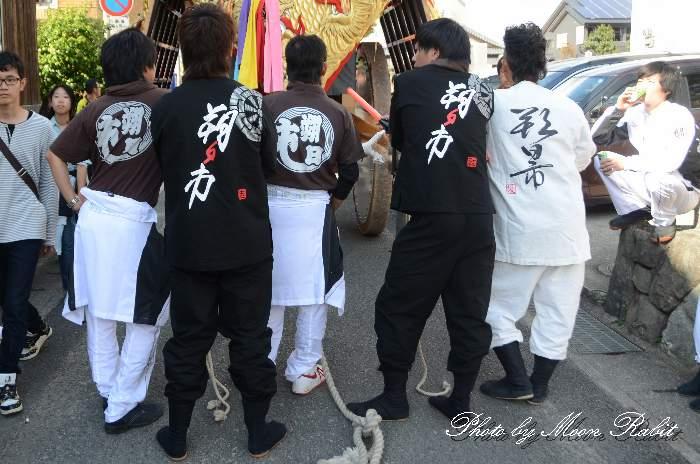 朔日市御輿(朔日市みこし) 祭り装束
