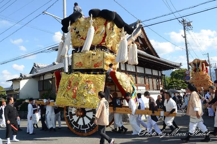 風伯神社祭 朔日市みこし(御輿)