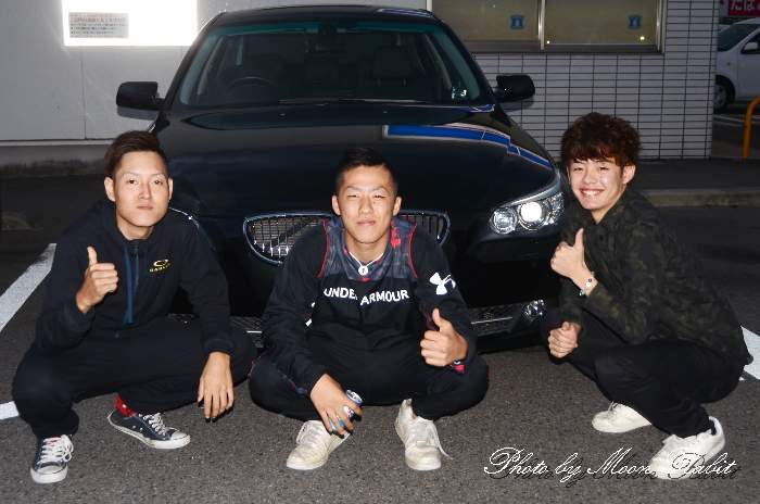 BMW525i 愛媛県西条市氷見