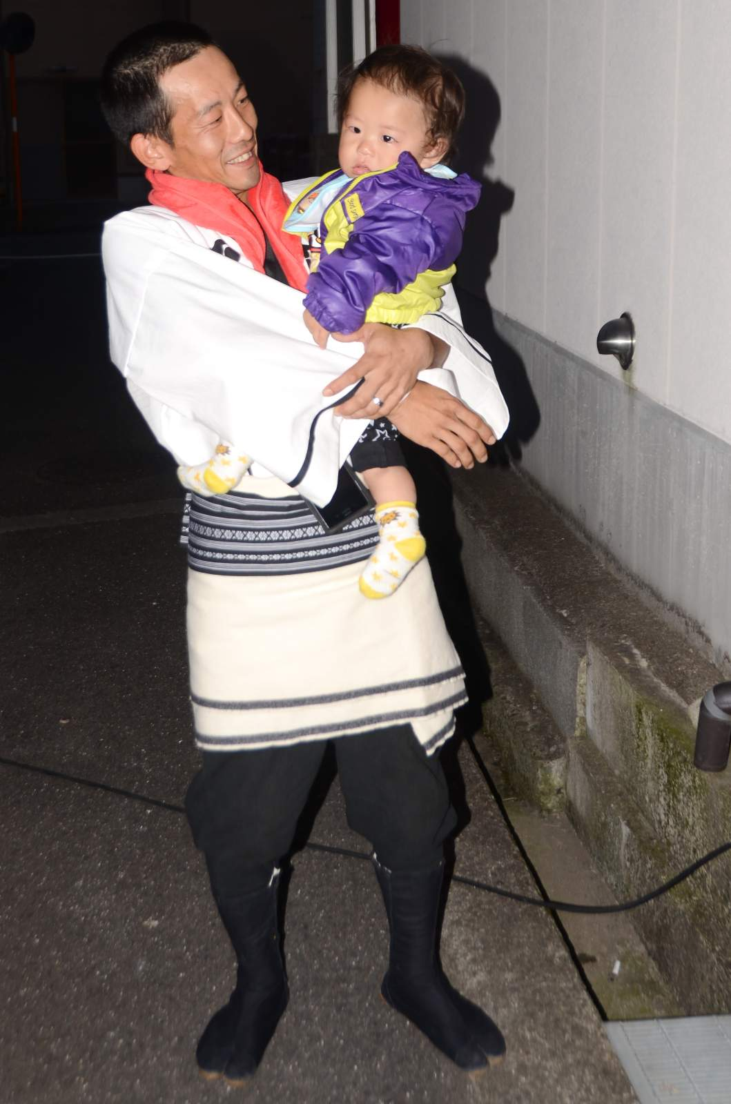 下町だんじり(下町屋台) 法被 祭り装束 石岡神社祭礼