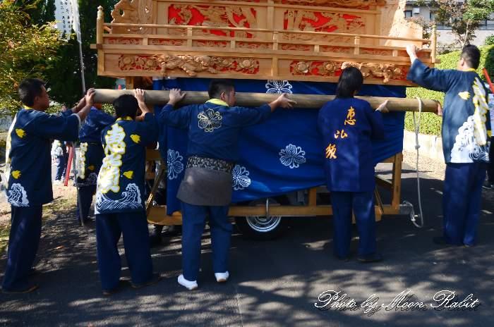蛭子屋台(恵比寿だんじり) 祭り装束