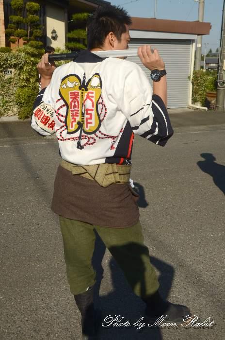 朝日町屋台(朝日町だんじり) 祭り装束