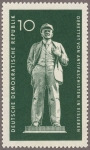 アイスレーベンのレーニン像(縦型)
