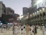 聖モスクのクレーン事故
