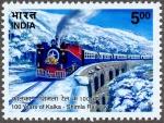 インド・カールカー=シムラー鉄道