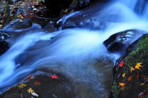 7白糸の滝15.11.20