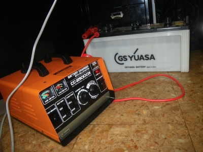 セルスター工業 CC-2500DX
