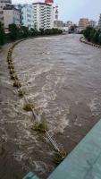 宇都宮増水