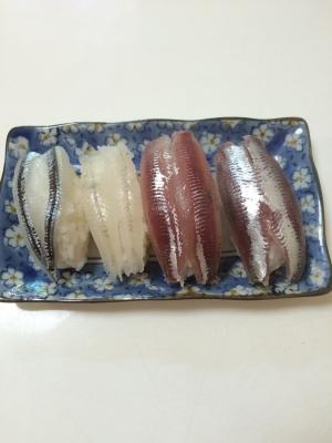 握り寿司各種
