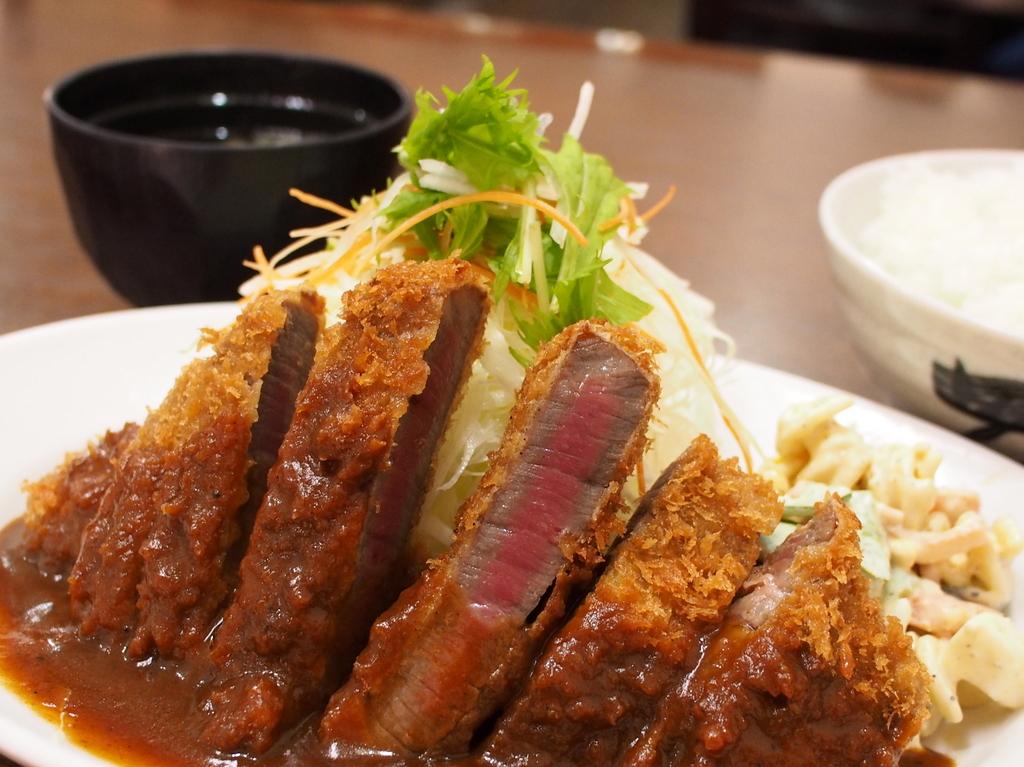 ■ 洋食の朝日