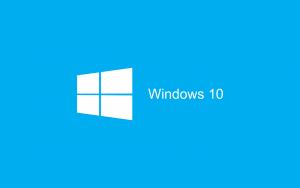 Windows10 トップ画面
