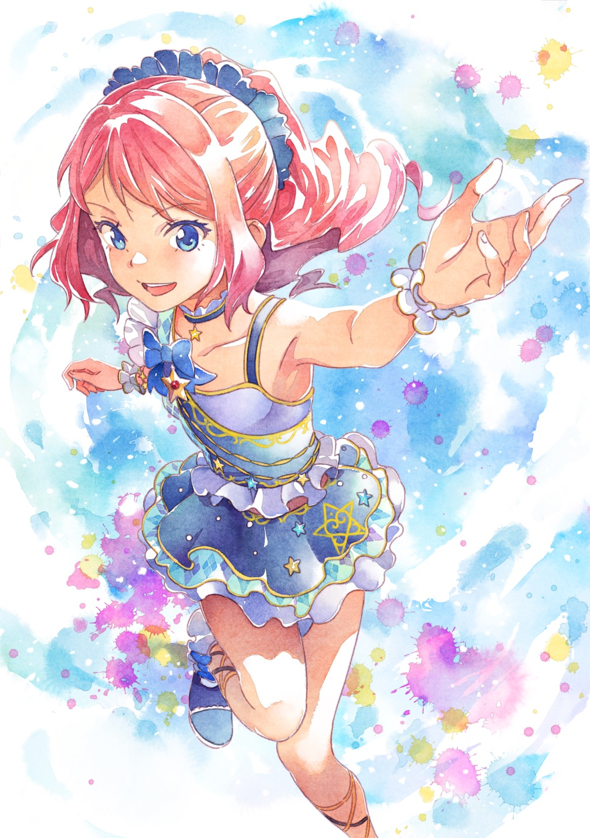 アイカツスターズ 桜庭ローラ Aikatsu Stars Sakuraba Laura 132