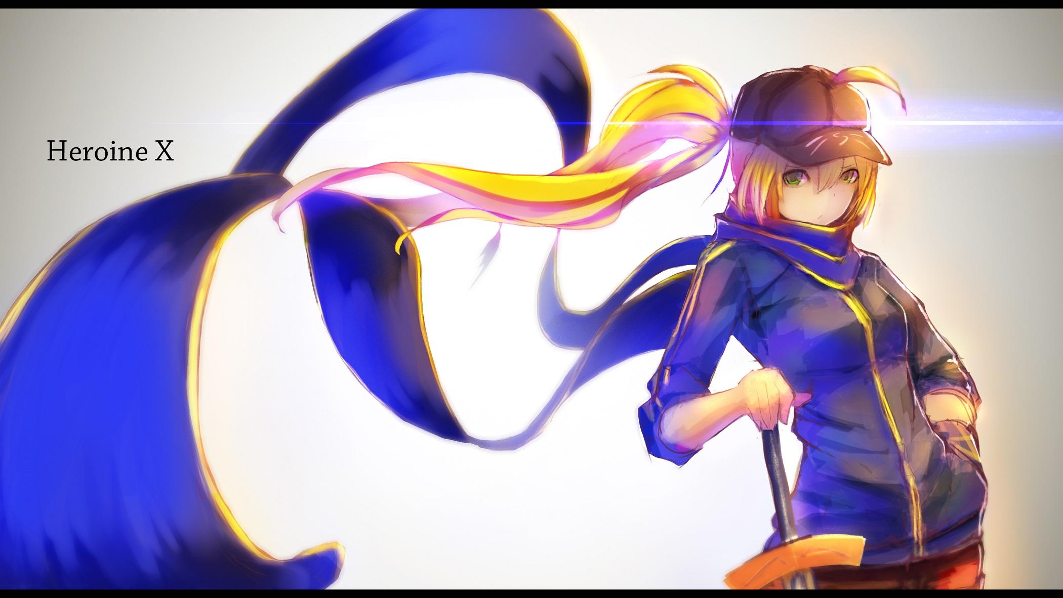 fate/grand order 私服