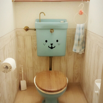 トイレのインテリアをdiyでおしゃれな空間に雑貨なども紹介