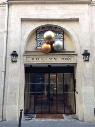 Paris の寂しい12月