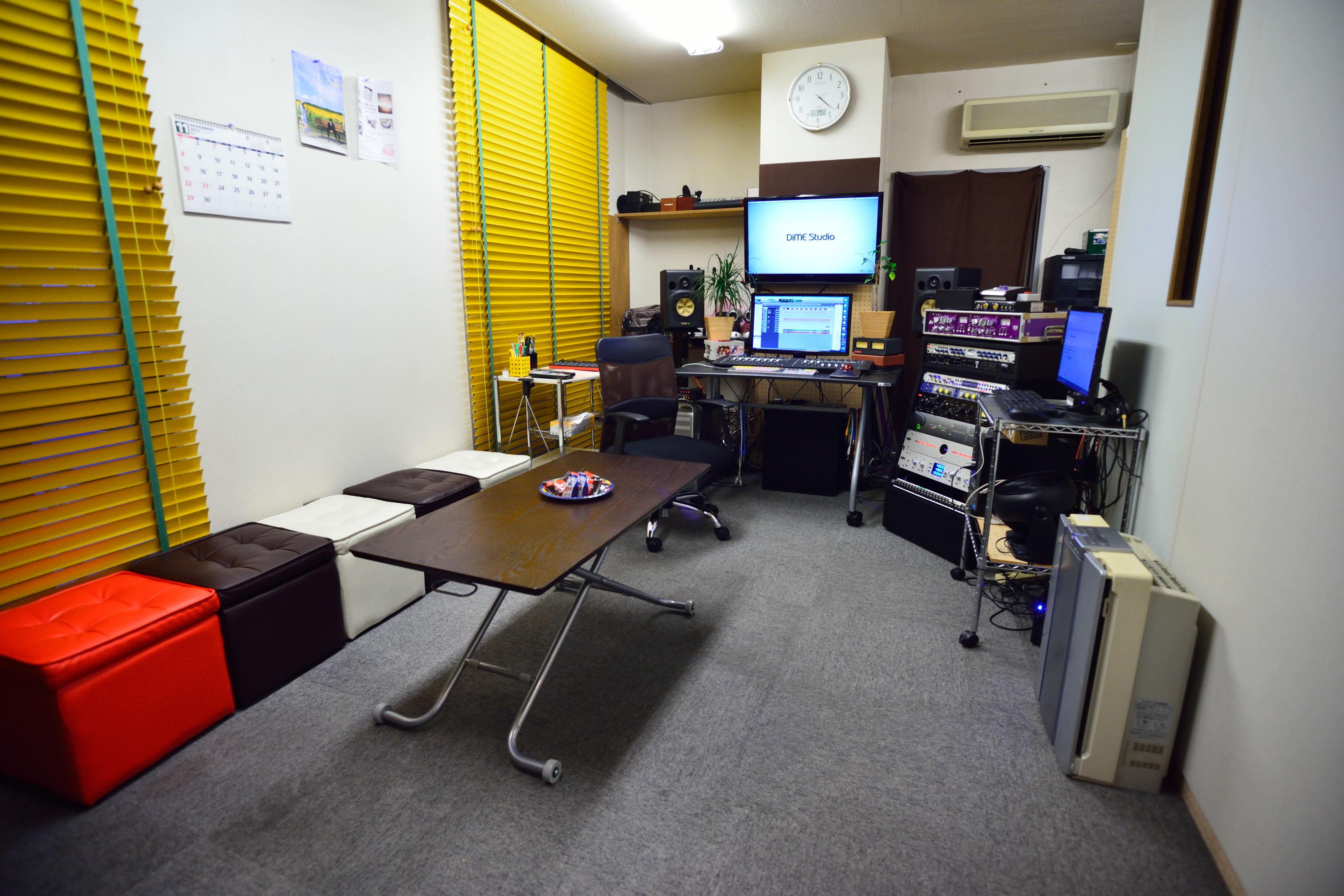 赤坂 DiME Studio のご紹介 - と...