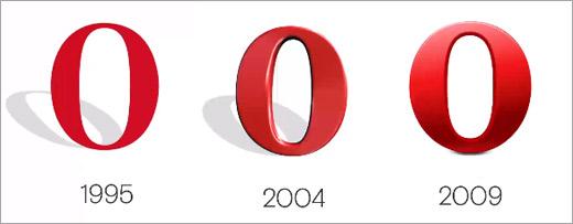 Operaのロゴ