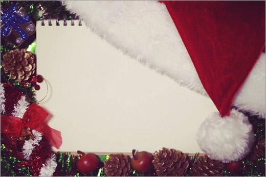 クリスマス仕様のスケッチBook