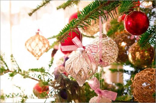 クリスマス写真素材
