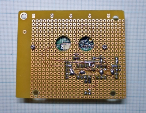 MiniProg電流計裏