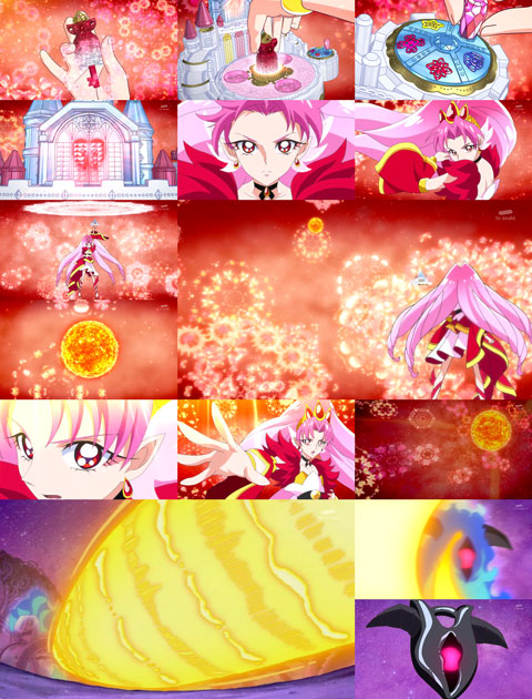 【Go!プリンセスプリキュア】第40回「トワの決意!空にかがやく希望の虹!」