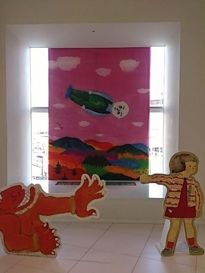 美術館めぐり・リフレッシュのはずが残念なことに・・・