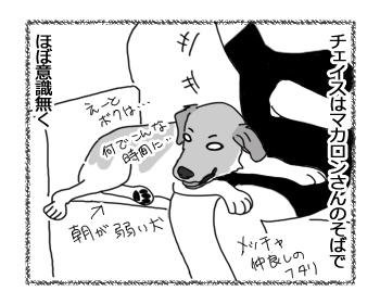 羊の国のラブラドール絵日記シニア!!「棚上げエビス」3