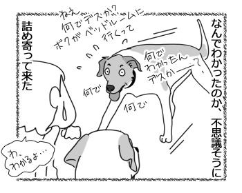 羊の国のラブラドール絵日記シニア!!「心コミュニケーション」4