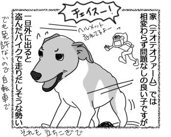 羊の国のラブラドール絵日記シニア!!「Mr.スランプ」3