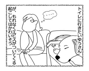 羊の国のラブラドール絵日記シニア!!「ミッションやっぱりインポシブル」2