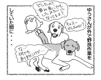 羊の国のラブラドール絵日記シニア!!「またまた○○はじめました」3