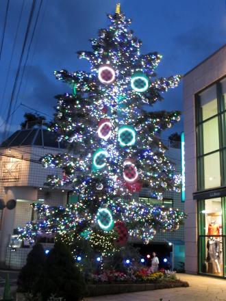 L.L.ビーンのクリスマス飾り
