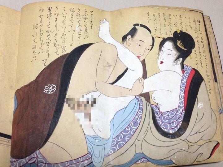 江戸時代のエロ1