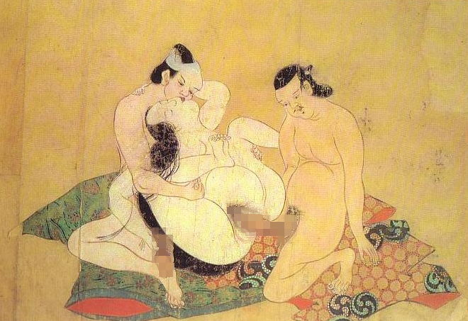 江戸時代のエロ3