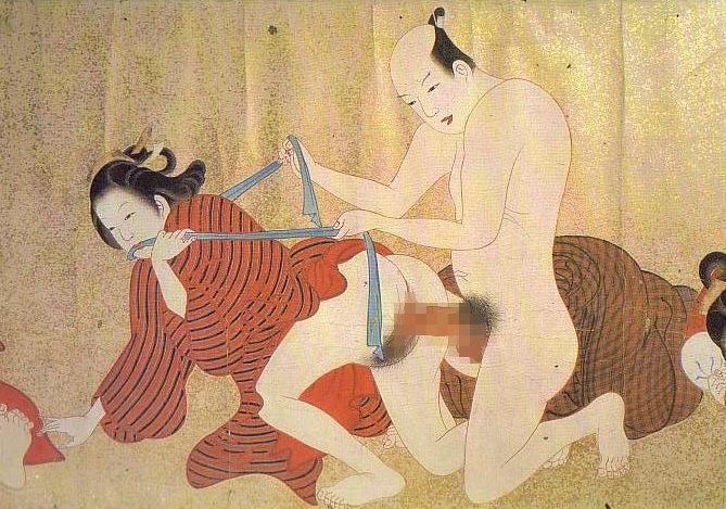 江戸時代のエロ4
