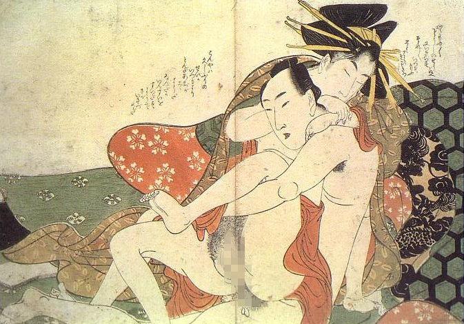 江戸時代のエロ14