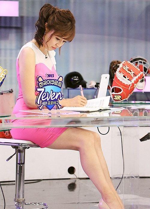 韓国女子アナ4
