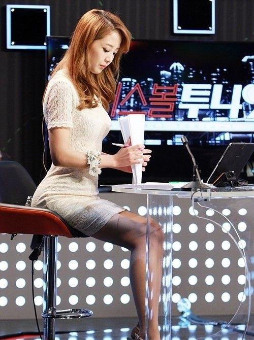 韓国女子アナ7
