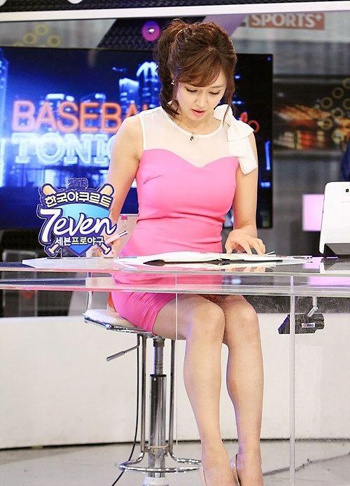 韓国女子アナ10