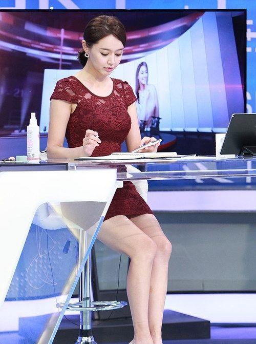 韓国女子アナ11