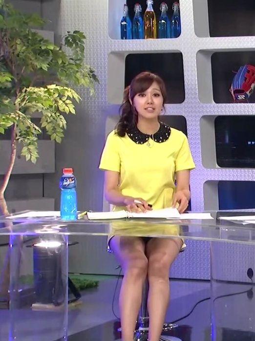韓国女子アナ17