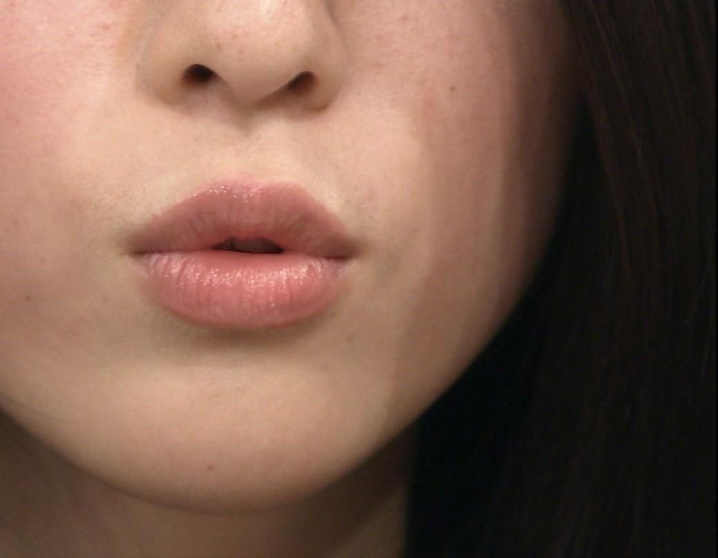 三吉彩花の唇2