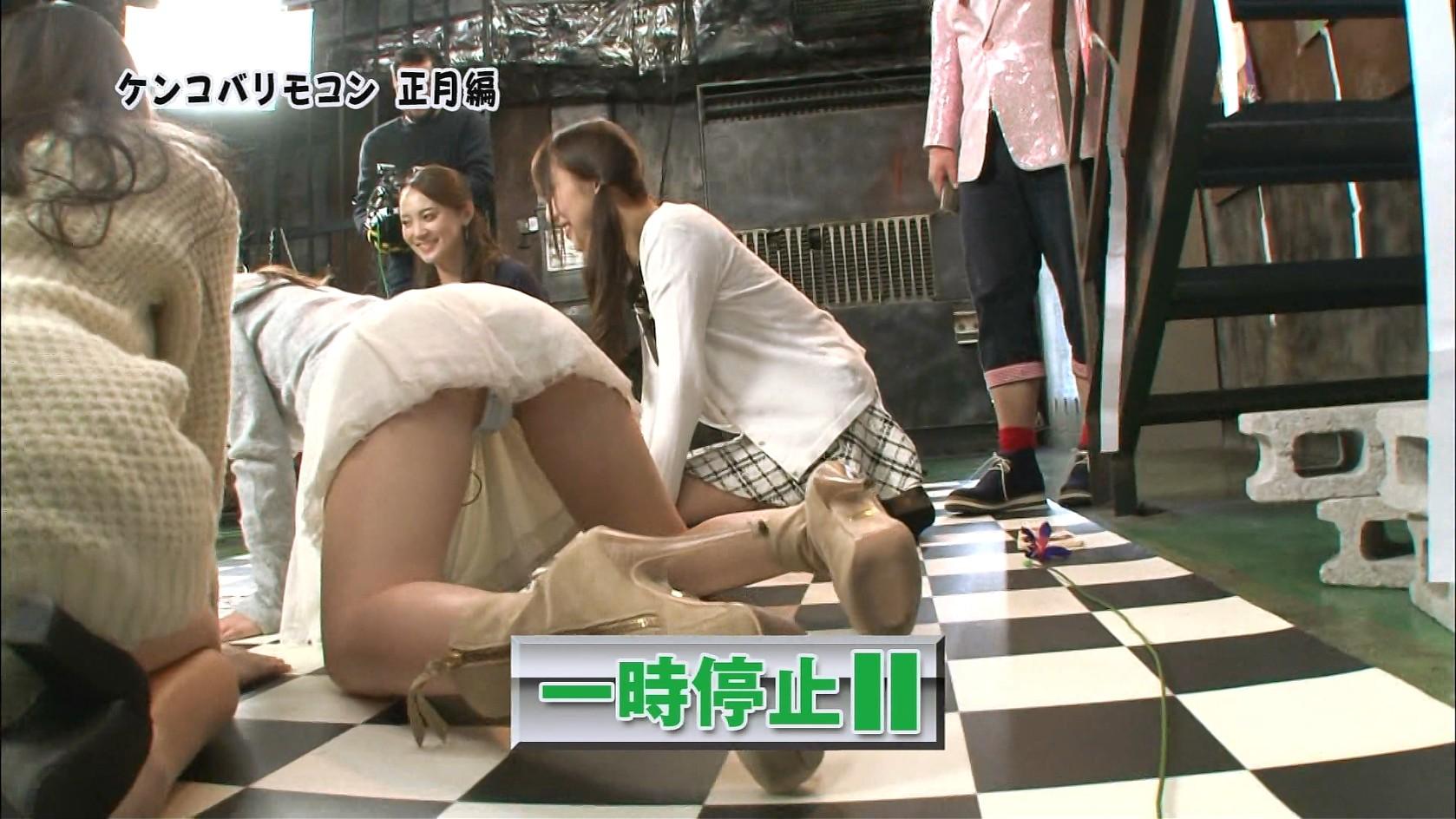 TVでAV女優5