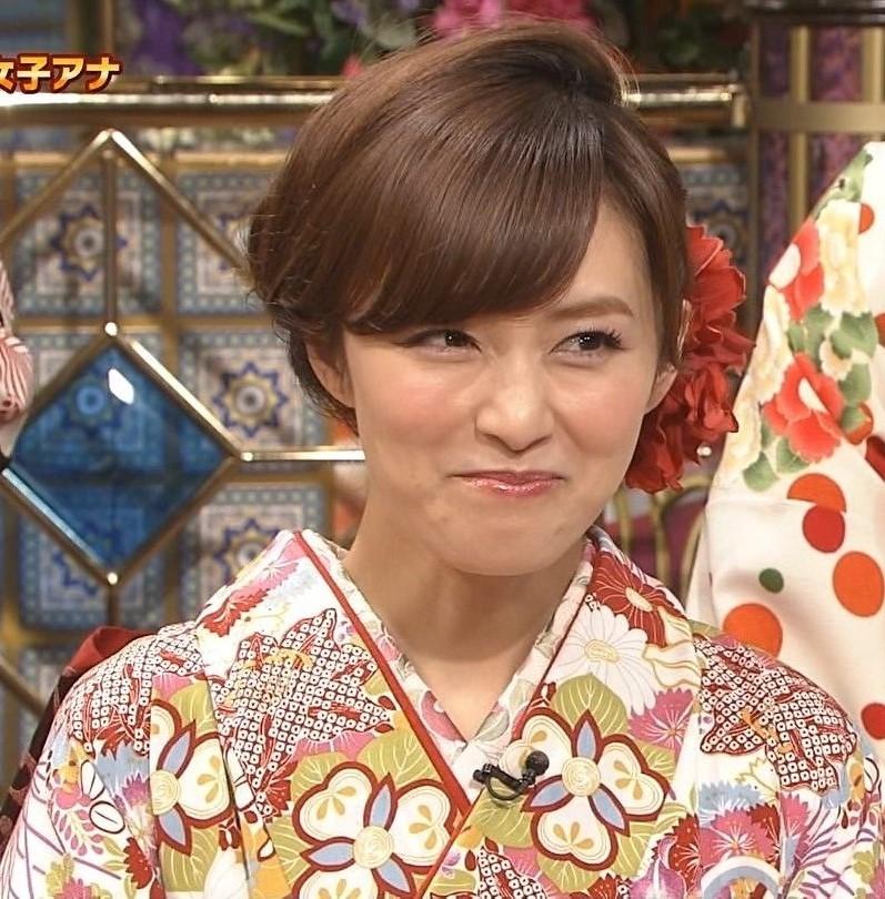 伊藤綾子アナ顔13