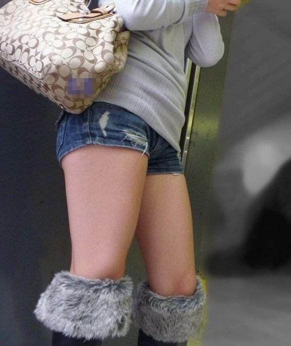 ウホホな脚5
