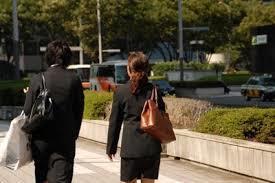 騙されない!無職の元女子大生を狙うハローワークナンパにご用心!!
