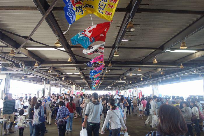第10回 焼津小川港さば祭り6